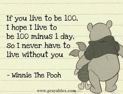 Prayables Love Quotes 10 Quotes About Love If You Live To Be
