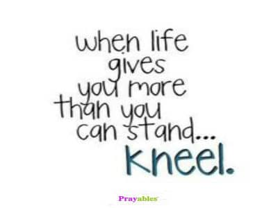 Prayables Funny Inspirational Quotes More Than You Can Stand