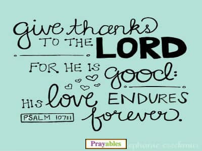 Prayables - Nothing But Psalms - Bible Quotes - Beliefnet