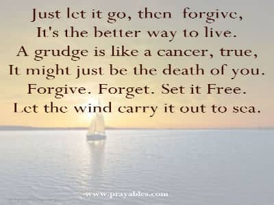 Quotes about forgiveness