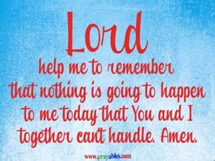 Prayer For Gods Grace And Favour - wowkeyword.com