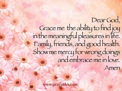 short prayers