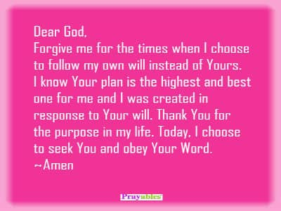 Prayables - 10 Short Prayers - Prayer to God - Short Prayer of ...