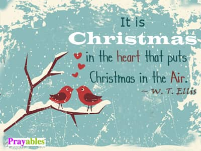Prayables   Christmas Quotes   Inspirational Quotes For Christmas   The  Longest Christmas   Beliefnet