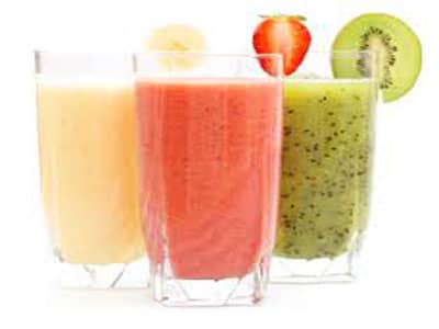 is eating just fruit healthy healthy fruit veggie smoothie