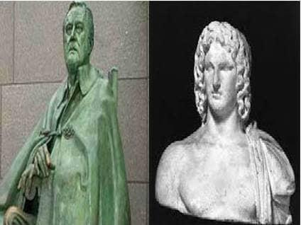 Only Child Franklin Delano Roosevelt Alexander the Great